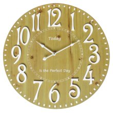 Perfect Day-I Wall Clock