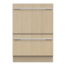 Panel Ready DishDrawer™ Tall Double Dishwasher