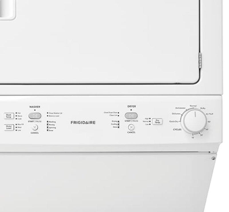 FFLG3900UW in by Frigidaire in Austin, TX - Frigidaire Gas Washer
