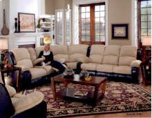Dble Reclining Loveseat