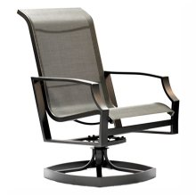 3179 High-Back Swivel Dining Chair