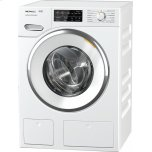 MieleWWH660 WCS TDos&WiFiConn@ct W1 Front-loading washing machine with TwinDos, CapDosing, and WiFiConn@ct.