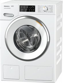 WWH660 WCS TDos&WiFiConn@ct W1 Front-loading washing machine with TwinDos, CapDosing, and WiFiConn@ct.
