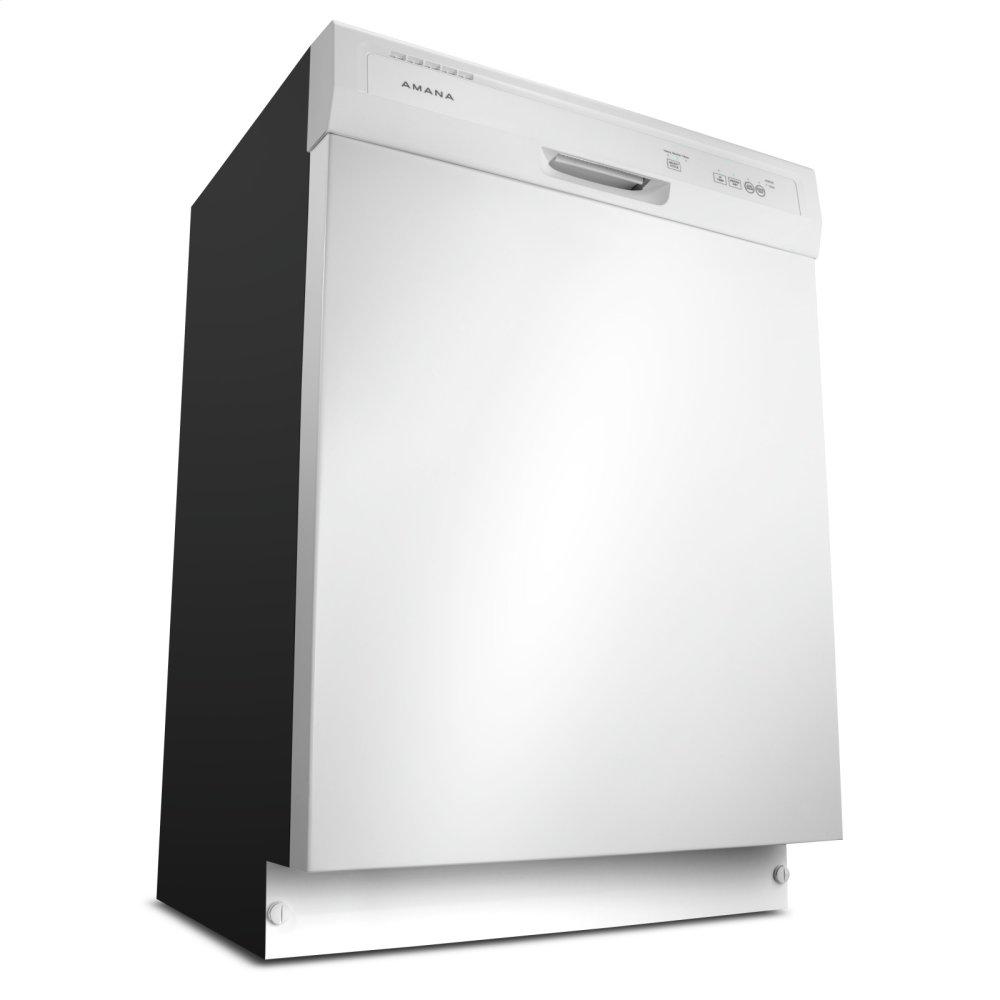 ADB1400AGW Amana Dishwasher with Triple Filter Wash System