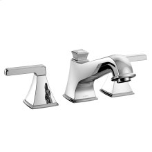 Connelly™ Three-Hole Roman Filler Trim - Polished Chrome Finish