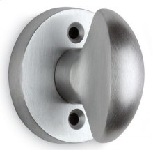 Modern Round Turnpiece - Solid Brass in MB (MaxBrass® PVD Plated)