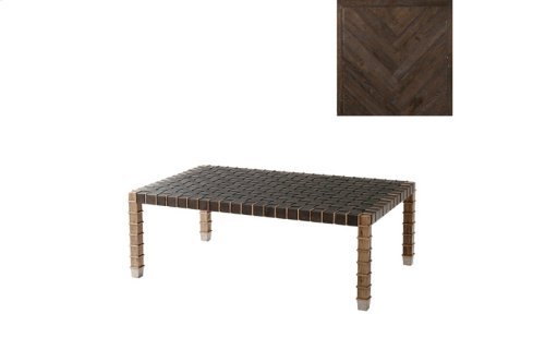 Marston II Cocktail Table, Dark Echo Oak