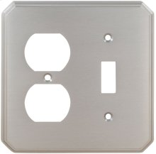 Combination Traditional Switchplate