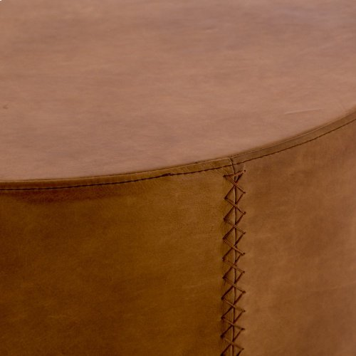 Patina Copper Cover Flint Bunching Table