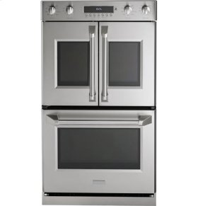 """30"""" Double Pro French-Door Wall Oven"""