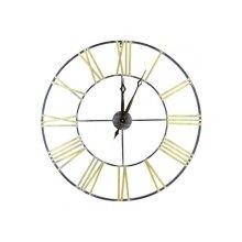 Metal Wall Clock