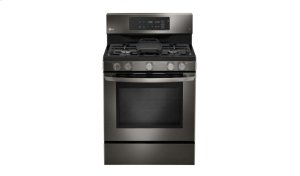 5.4 cu. ft. Gas Single Oven Range with EvenJet Fan Convection and EasyClean® Product Image