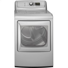 GE Profile Harmony 7.3 Cu. Ft. Stainless Steel Capacity Electric Steam Dryer