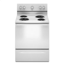 Whirlpool® 4.8 cu. ft. Capacity Electric Range with Storage Drawer