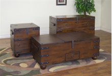 Trunk Sofa/ TV Console Table