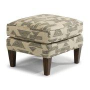 Ace Fabric Ottoman Product Image
