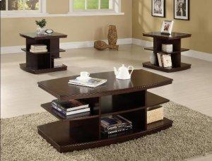 Ella Coffee Table W/caster