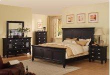 HOT BUY CLEARANCE!!!  Queen Bedroom Group: Queen Bed, Nightstand, Dresser & Mirror