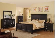 HOT BUY CLEARANCE!!!  Queen Bedroom Group: Queen Bed, Nightstand, Dresser & Mirror