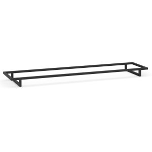 Salamander DesignsChameleon Tube Base for Quad-Width Cabinets, Black