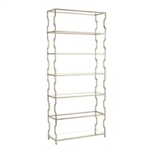 Henley Etagere - Silver