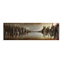 Modrest Reflections 1 Modern Painting
