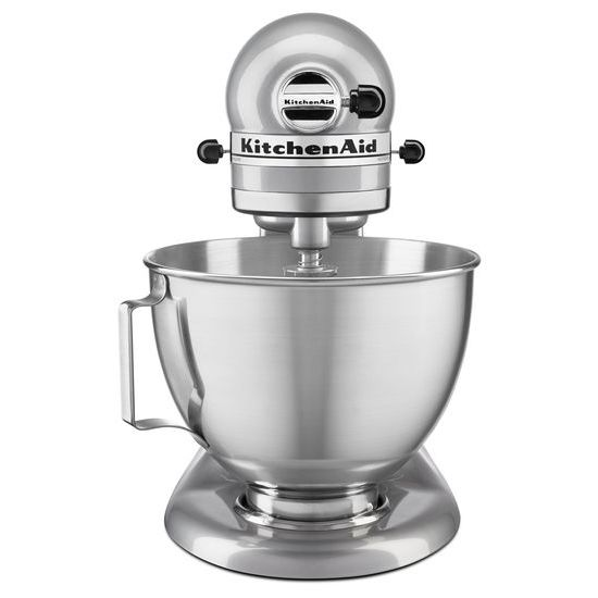 Hidden · Additional KitchenAid® Tilt Head Stand Mixer   Metallic Chrome