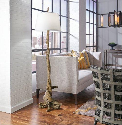 Olmsted Floor Lamp - Oak