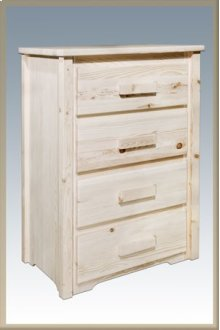 Homestead 4 Drawer Chest of Drawers