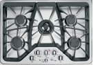"30"" Built-In Deep-recessed Gas Cooktop Product Image"