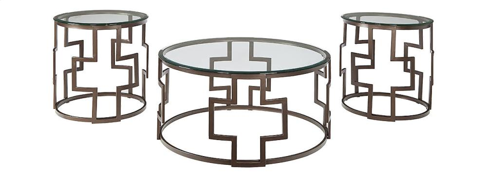 Amazing Occasional Table Set (3/CN)