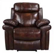 E2117 Joplin Recliner 1081lv Brown Product Image