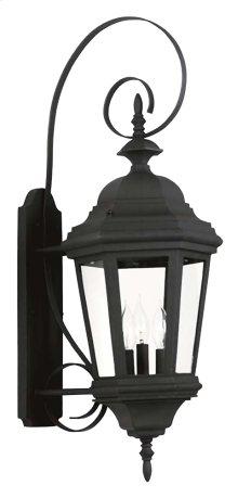 Estate - 3 Light Large Wall Lantern