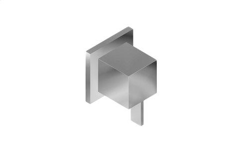 Qubic Tre M-Series Stop/Volume Control Valve Trim with Handle