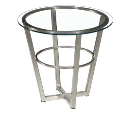 Athens Round Lamp Table