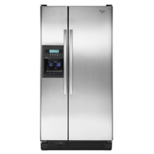 WhirlpoolWhirlpool® 22 cu. ft. Side-by-Side Refrigerator with In-Door-Ice® System