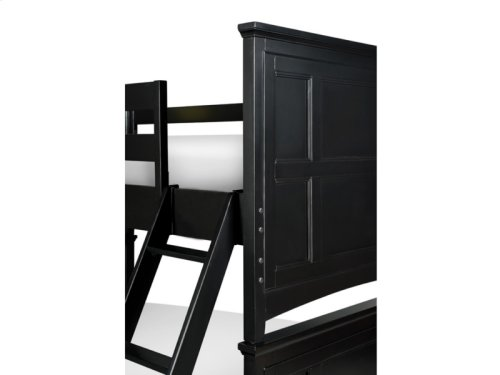 Complete Bunk Bed - Twin over Full