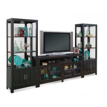 70288 SAYBROOK IV BUNCHING TV CABINET, & 70388 PIER CABINET