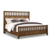 Sonora Queen Bed Product Image