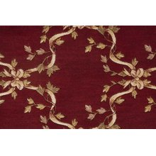 Ashton House A01f Burgundy Broadloom