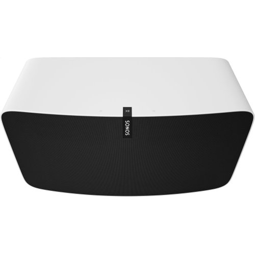White- The most powerful speaker for high-fidelity sound.