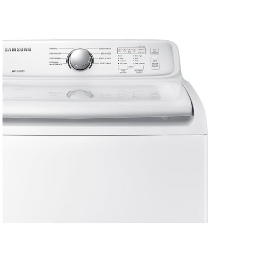 WA3050 4.5 cu. ft. Top Load Washer with Self Clean