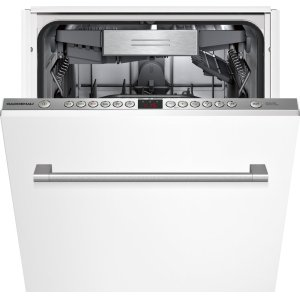 "Gaggenau200 series DF250740 Fully integrated Euro tub, appliance height 32 3/16"", width 18"" (45 cm)"