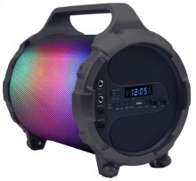 On the Go Light & Sound Portable Party Speaker