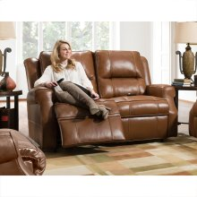 Dual Power Rocker Recliner w/Wand