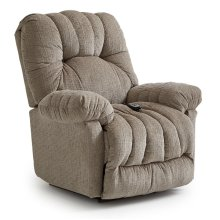POWER RECLINER WITH POWER HEADREST OPTION