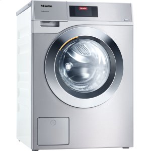 PWM 908 [EL DP] - Professional washing machine, electrically heated, with drain pump with short runtimes and programs specific to the target group. -
