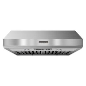 KITCHENAID30'' Under-the-Cabinet 600 CFM Commercial-Style - Stainless Steel