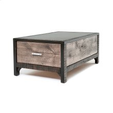 Urban Graphite 2 Drawer Coffee Table