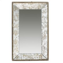 Rectangular Hanging Mirror